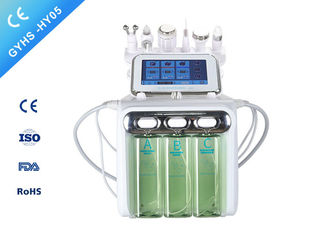 350W Multifunction H2O2 Portable Hydrafacial Machine With Microdermabrasion Tips